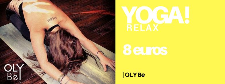 YOGA RELAX Ce cours se compose de postures douces mais énergétiques qui renforcent les muscles et assouplissent le corps tout en libérant les tensions accumulées à la fois dans le corps physique, le mental et les émotions. Il apporte équilibre, sérénité, joie et confiance.