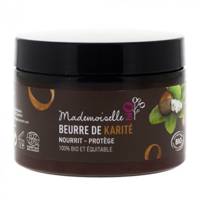 Le beurre de Karité by Mademoiselle Bio