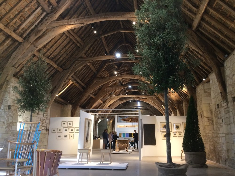 Messums Wiltshire - Material: Wood - Design and Inspiration Exhibition