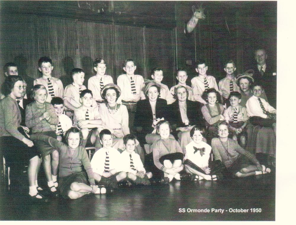 SS Ormonde Party - October 1950.JPG