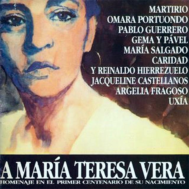 A María Teresa Vera