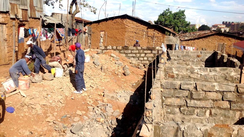 kibera clinic
