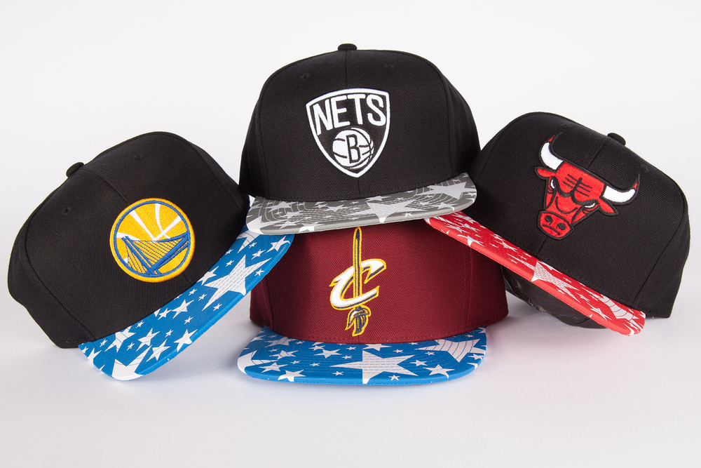 NBA x Mitchell & Ness Lollapalooza