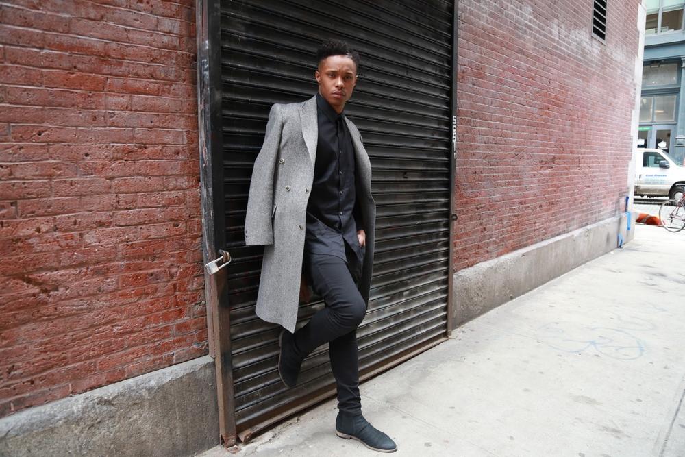 Avery Wilson x Grungy Gentleman | SoHo, NY