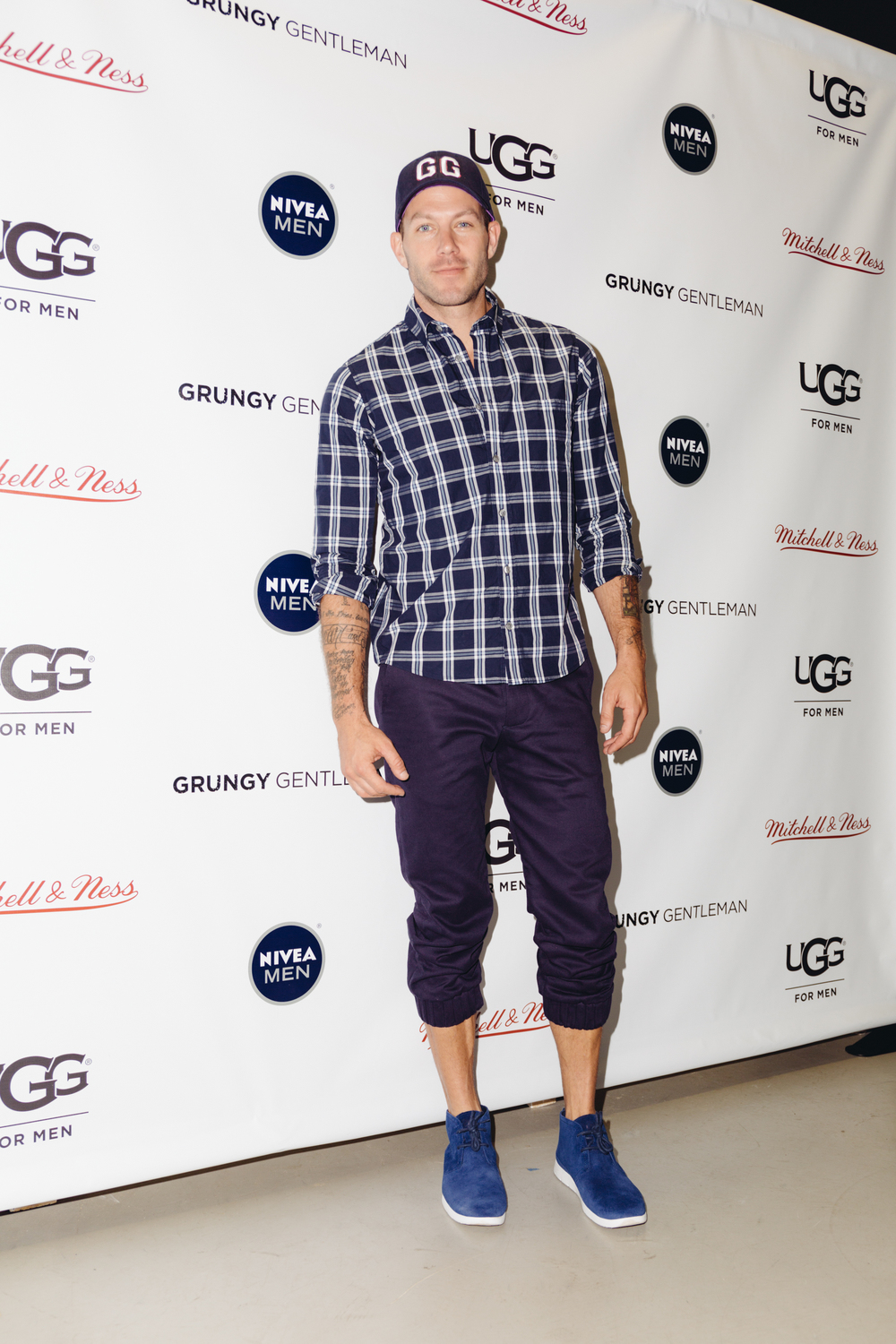 Johnny Wujek UGG Men Grungy Gentleman