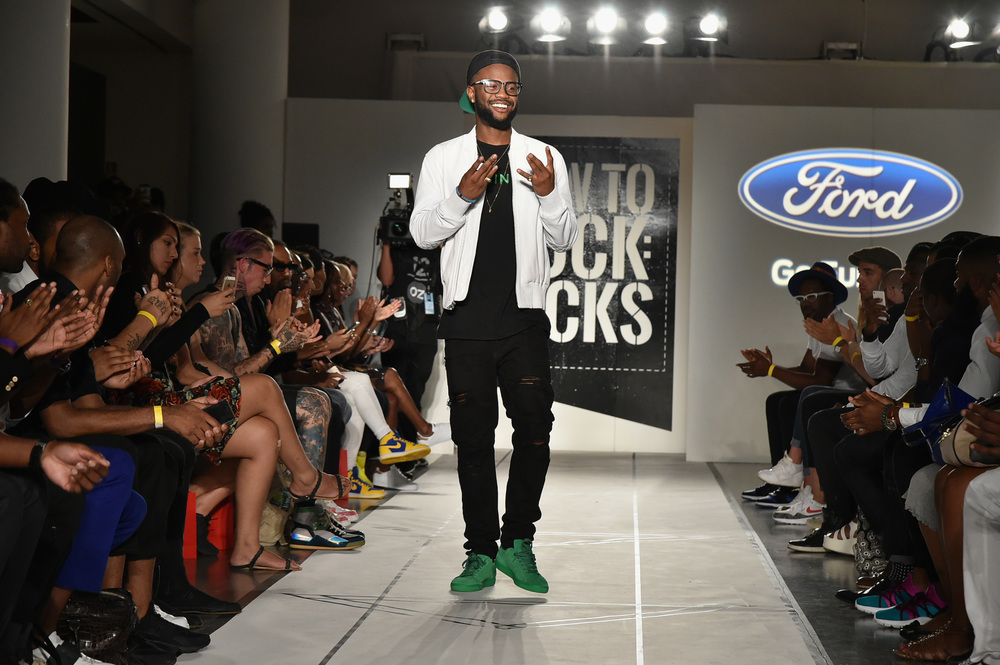 Casey Veggies | BET How To Rock Kicks x Grungy Gentleman