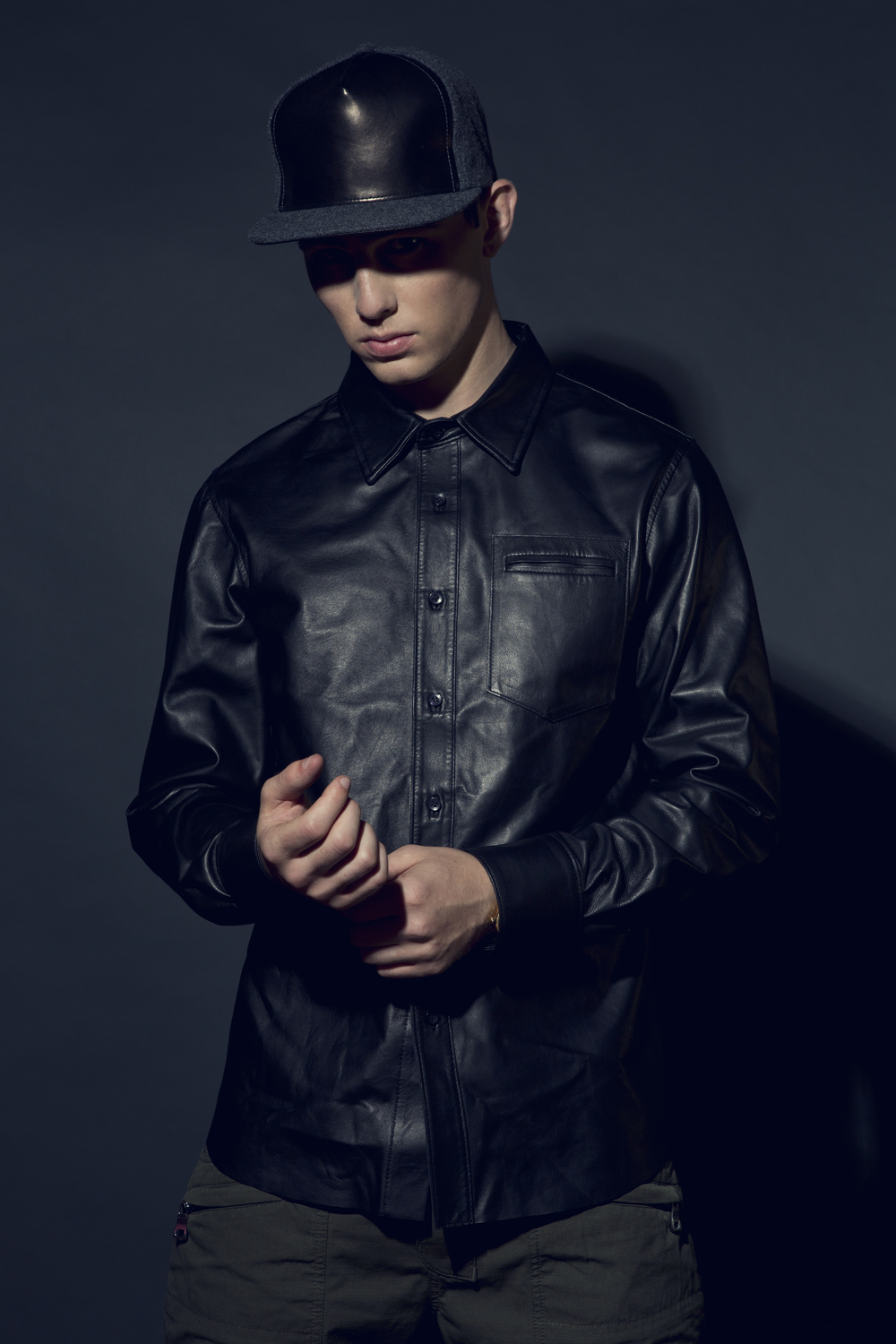 picture HSTRY Clothing: Nas x Grungy Gentleman
