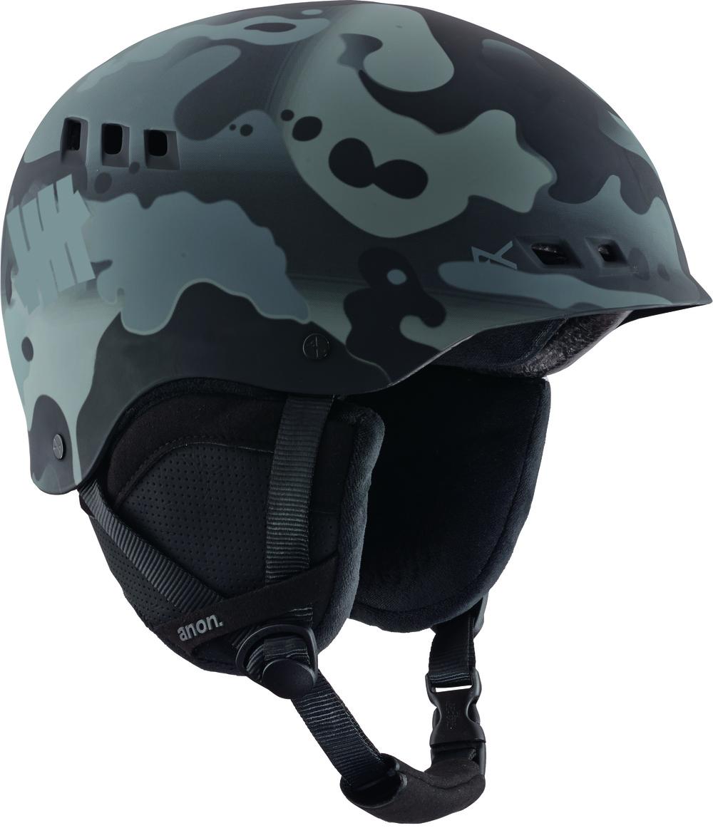 Anon x UNDEFEATED Talan Helmet, $120