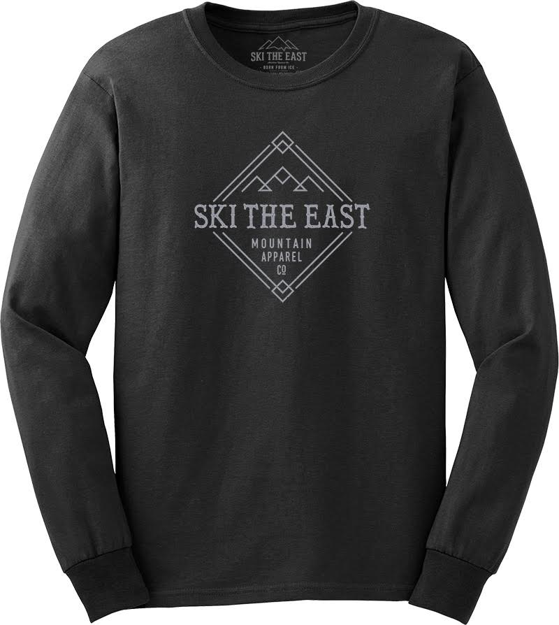 Ski The East Apex Longsleeve Shirt, $32