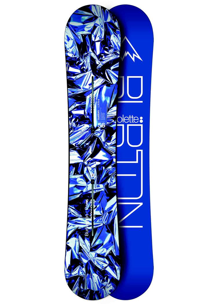 Burton x Colette Custom 56 Snowboard, $862