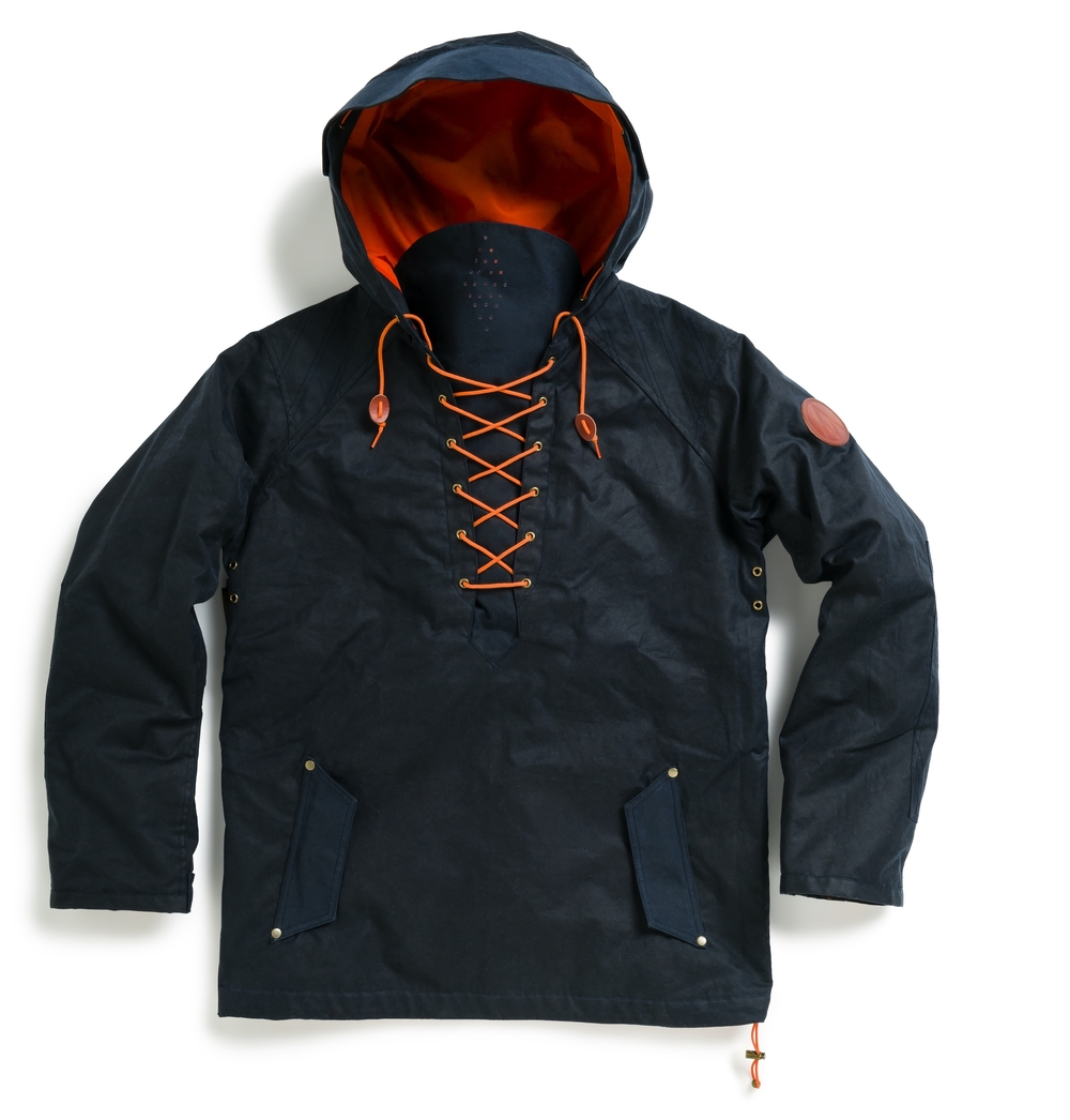 Alps & Meters Alpine Anorak, $695