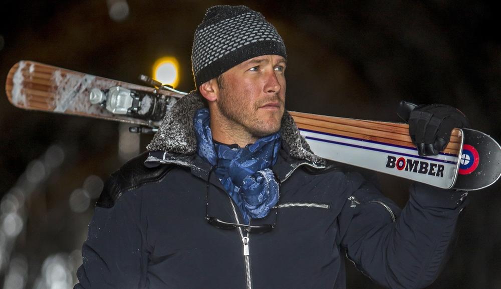 Bode Miller x Bomber Ski