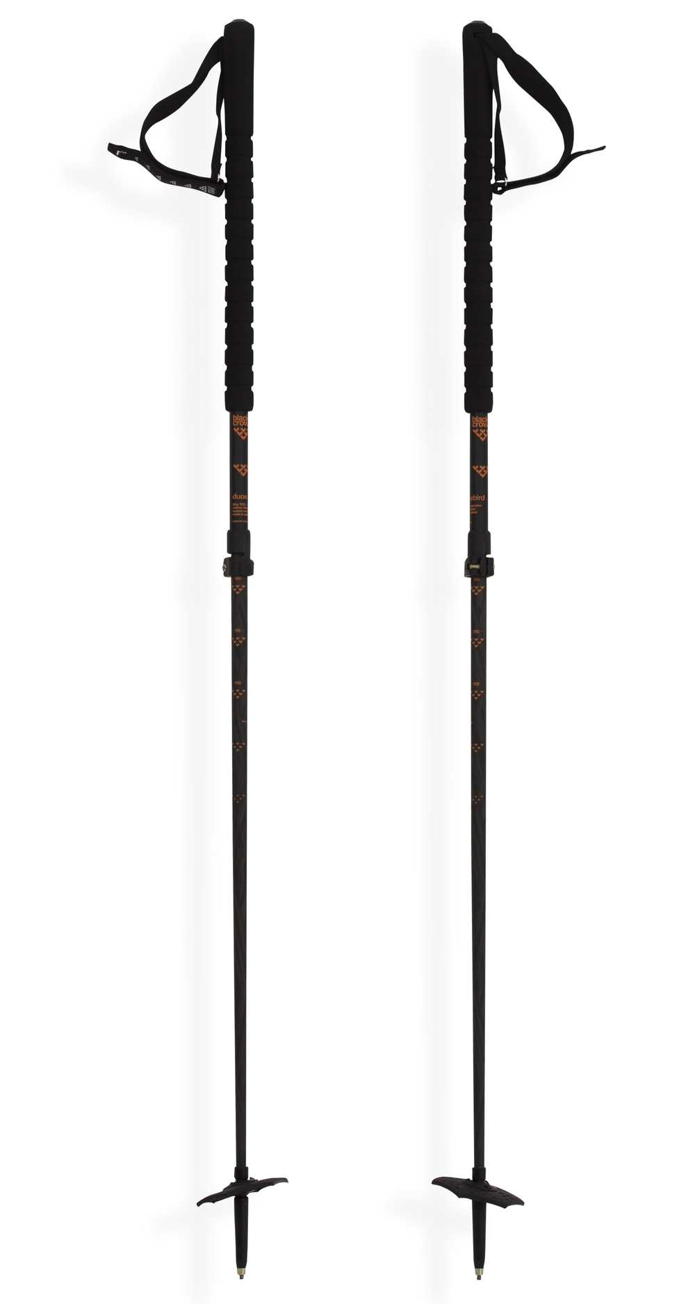 Black Crows Duos Freebird Poles, $120
