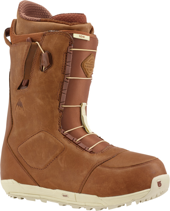 Burton x Red Wing® Ion Leather Snowboard Boot, $530