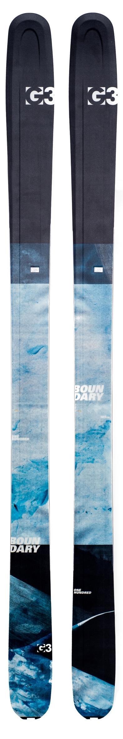G3 Boundary 100 Skis, $650