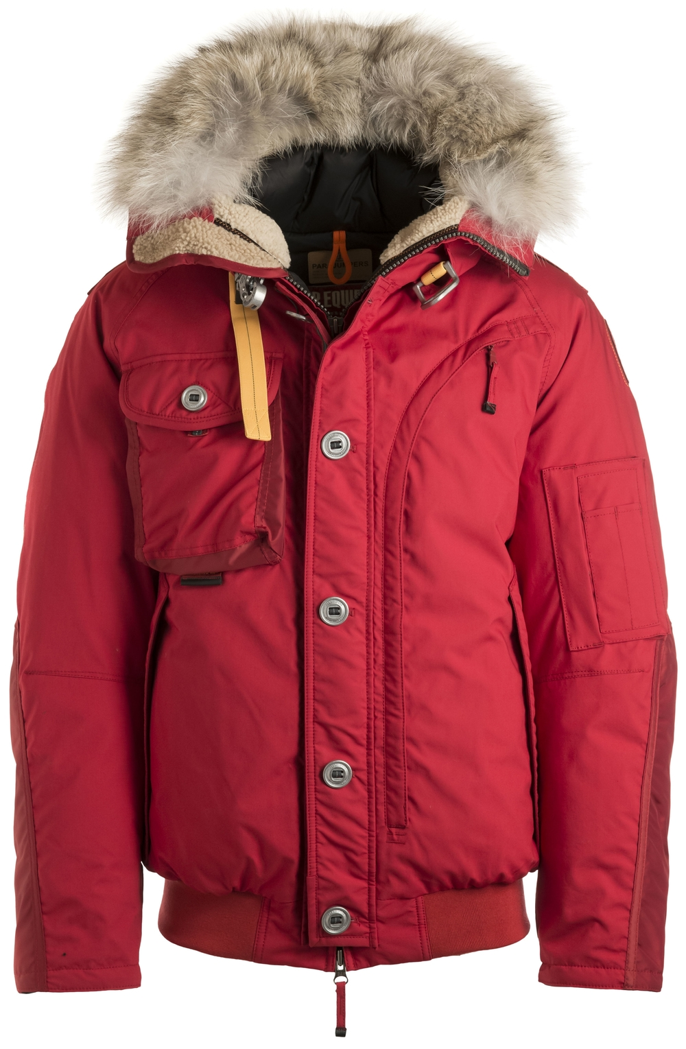 ParaJumpers Red Tribe Coat, $1,495