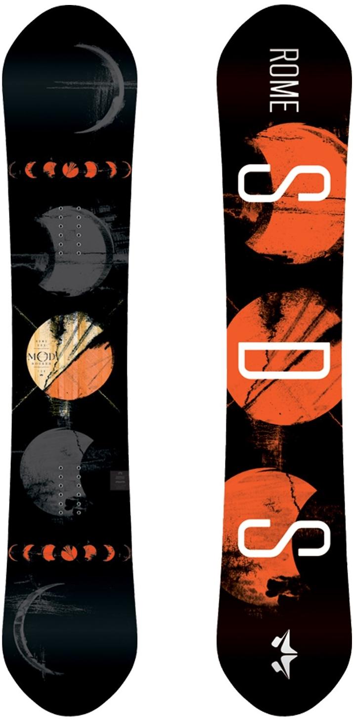 Rome Snowboards Mod Rocker, $580