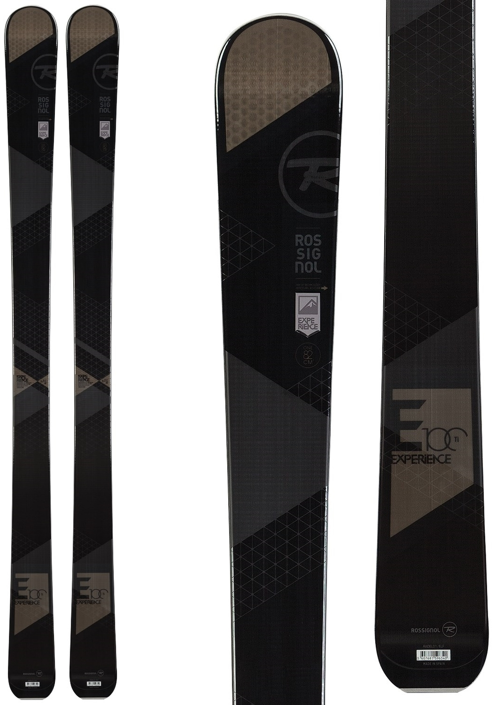 Rossignol Experience 100 TI Open Skis, $850