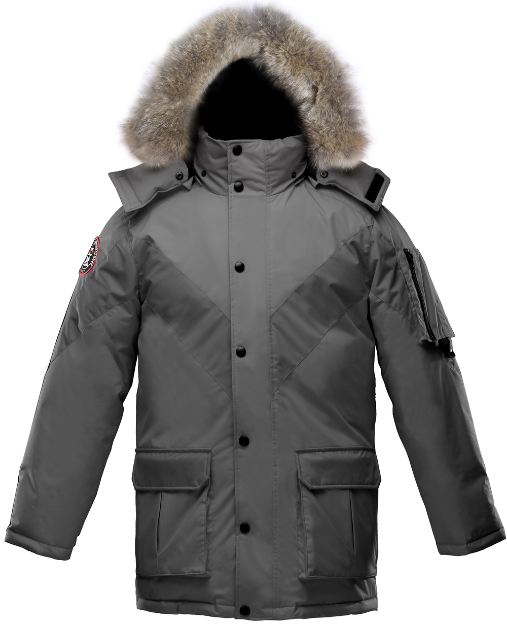 Triple Fat Goose The Hesselberg Parka, $450