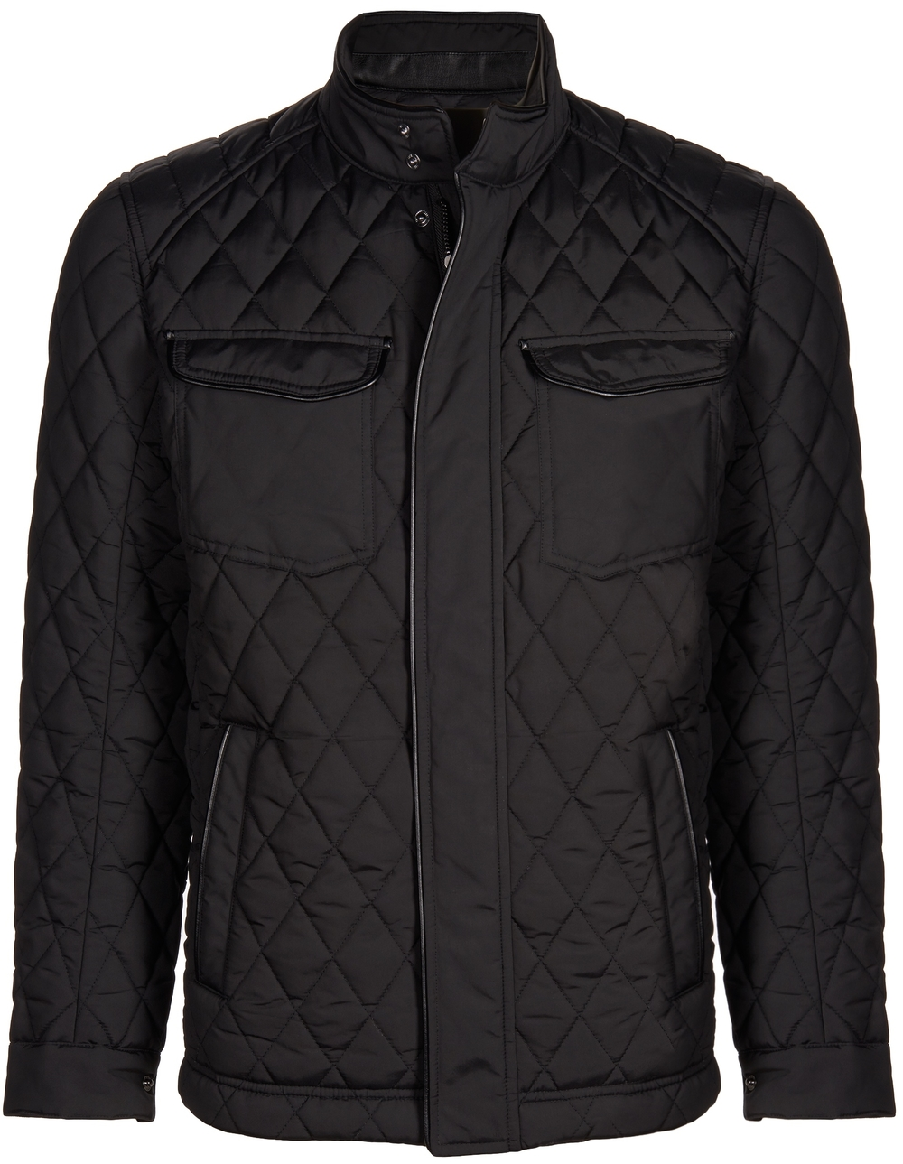 Tumi Stretch Quilted Jacket, $395