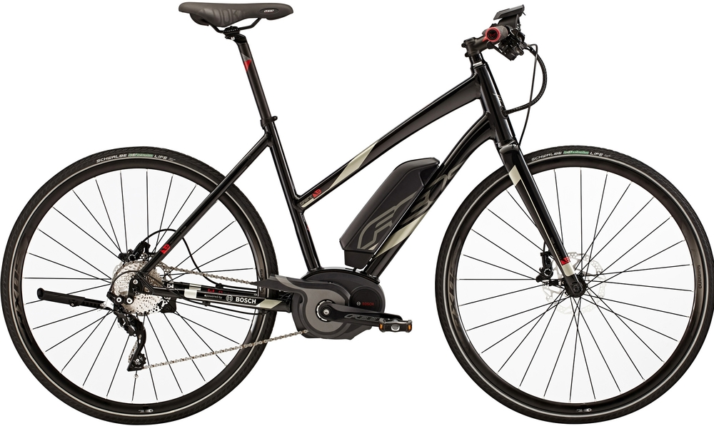 Bosch BH Easy Motion Cross eBike, $4,000