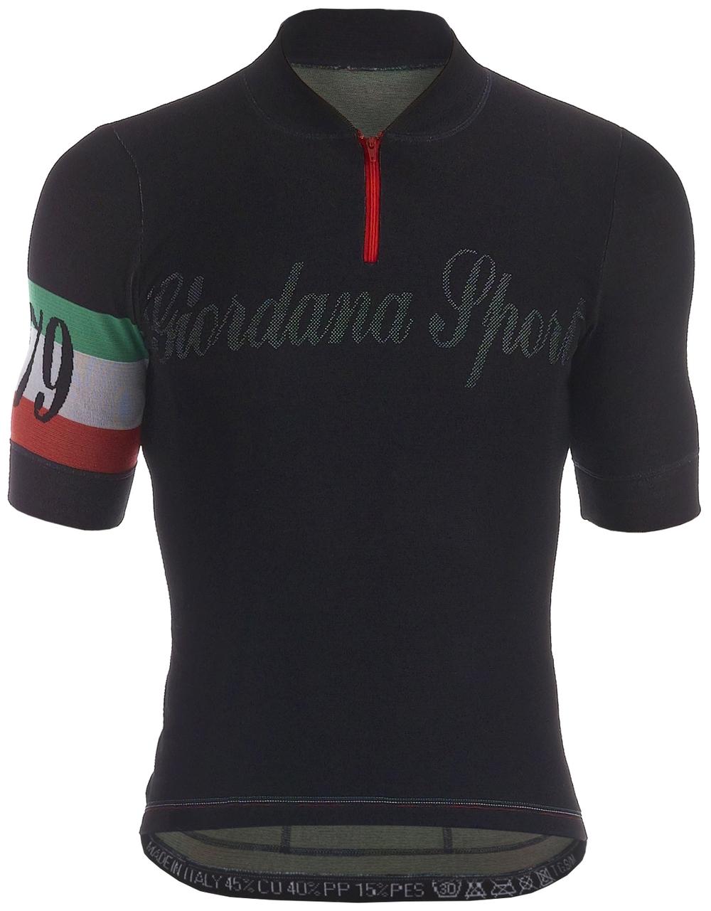 Giordana Sport Classic Performance Wool Jersey, $130