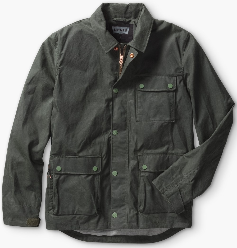 Levi's® Commuter™ Work Jacket, $248