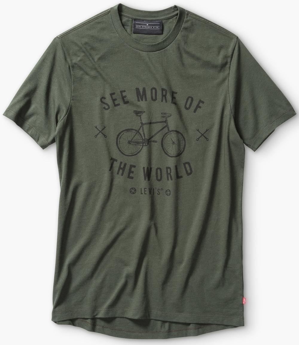 Levi's® Commuter™ Drop Hem T-Shirt, $38