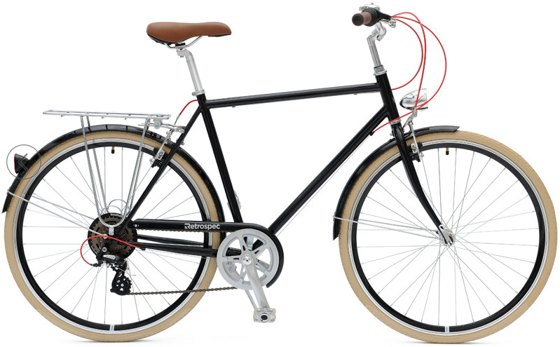 Retrospec Siddhartha-7 Diamond Frame Bicycle, $350