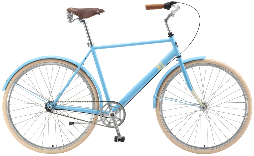 Solé Bicycles Park Row 3 Speed City Cruiser, $600