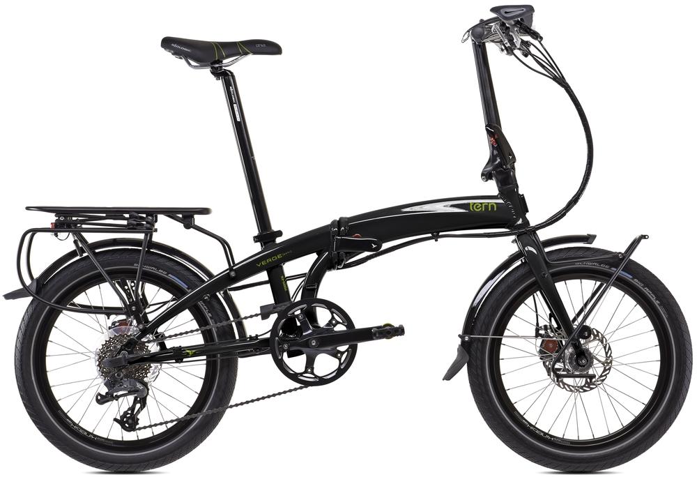 tern Verge S27h Bicycle, $1,900