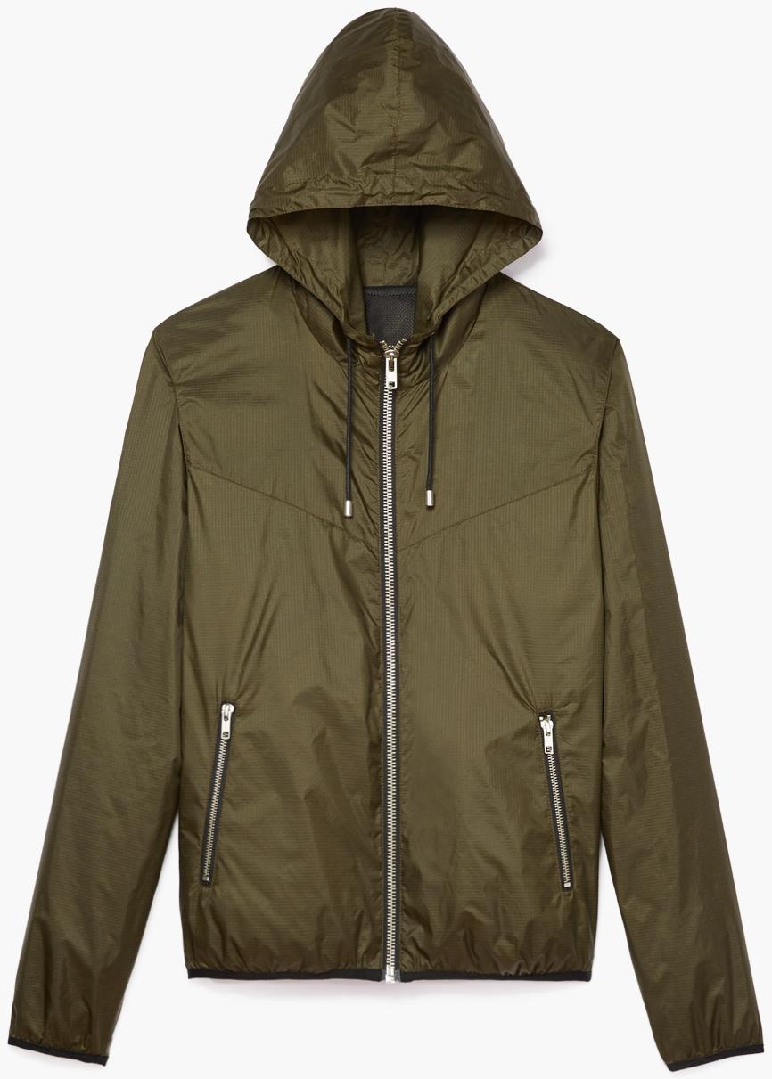 The Kooples Ripstone Jacket, $213