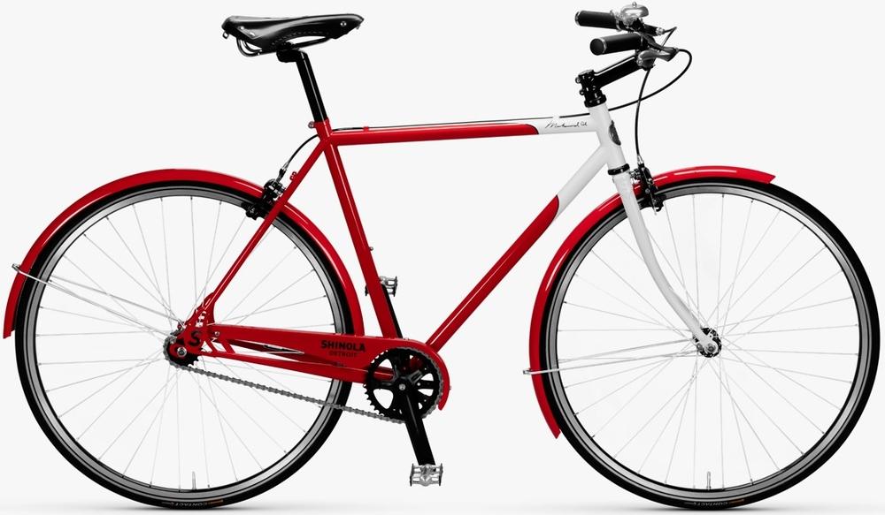Shinola x Muhammad Ali Limited Edition Arrow Bicycle, $1,200
