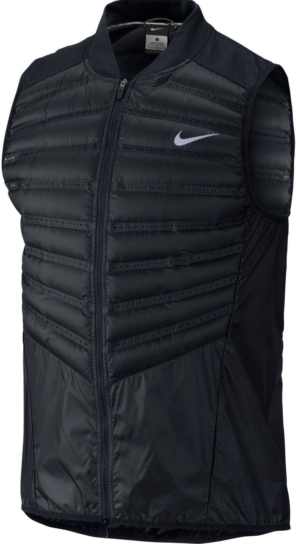 Nike Aeroloft 800 Gillet, $180