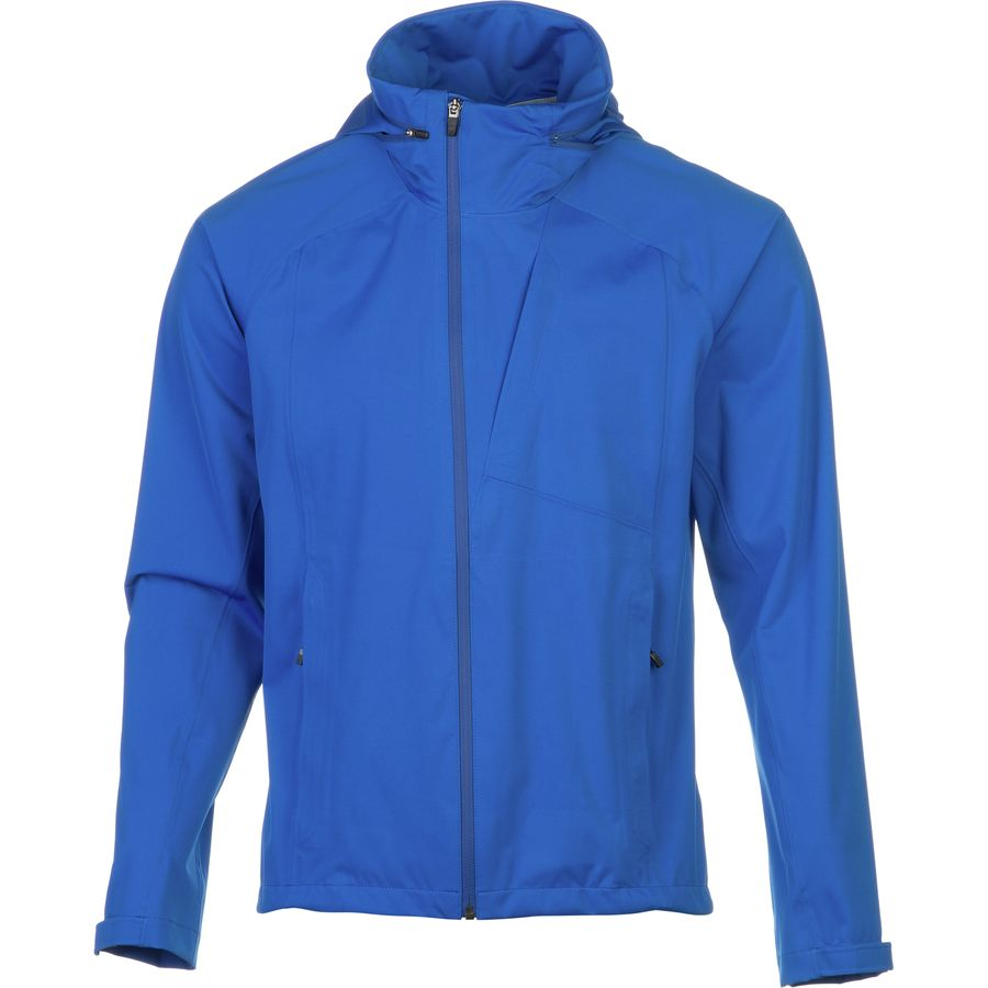 Nau Cranky Jacket with Stowaway Hood, $325