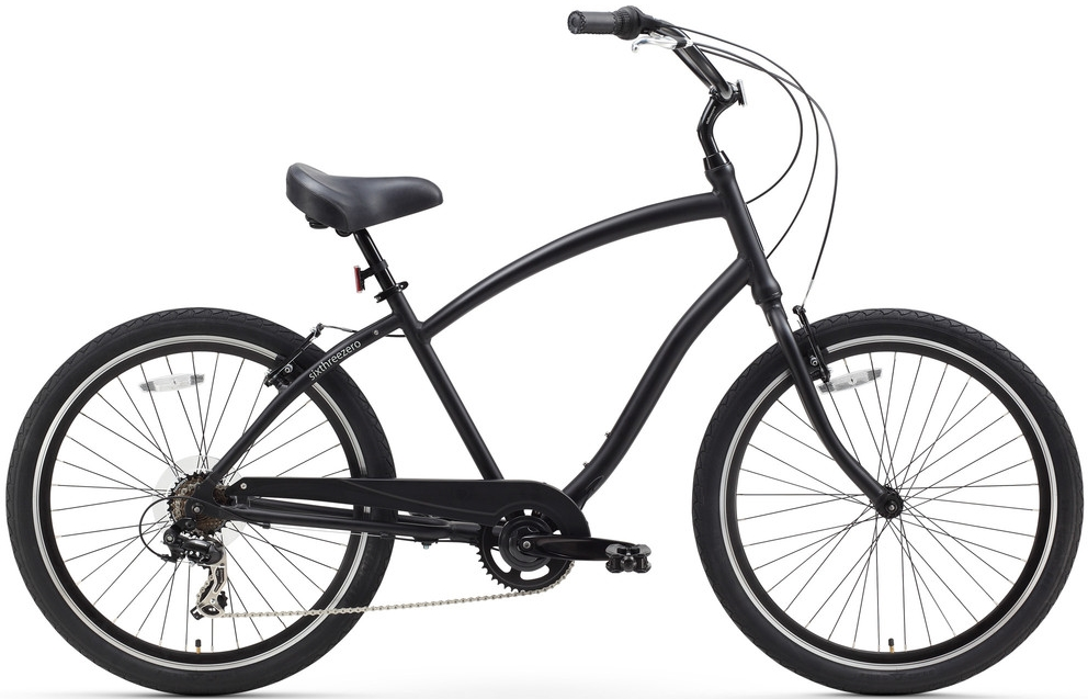 sixthreezero EVRYjourney 7 Speed Touring Hybrid Bicycle, $400