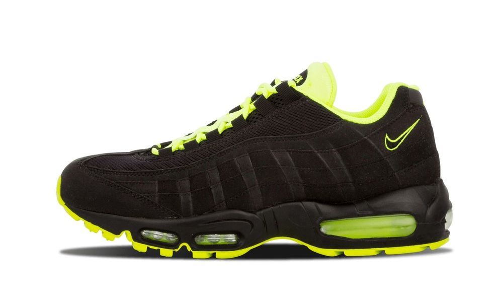 Air Max 95 Black And Yellow