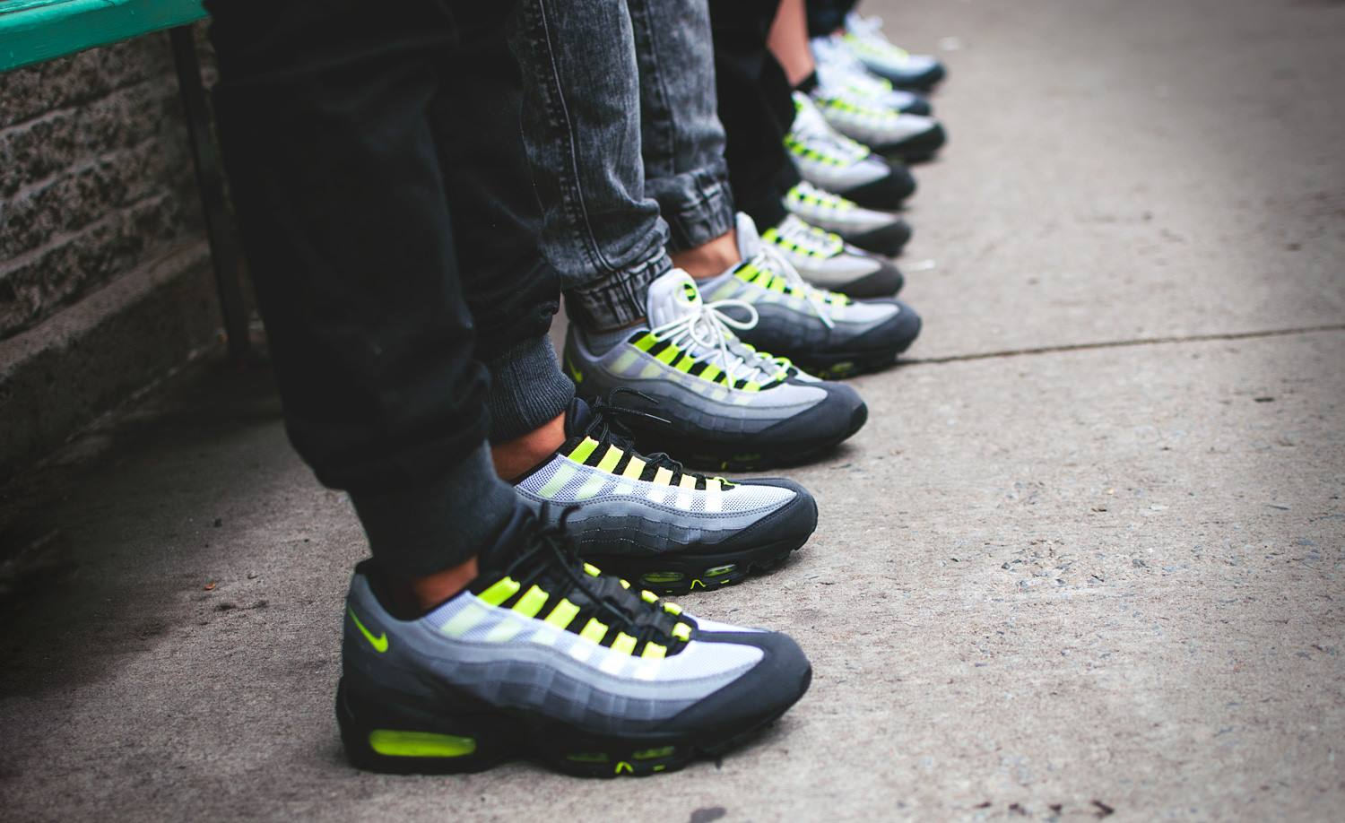 finest selection f1f42 a0552 Best Nike Air Max 95 s via Stadium Goods eBay — Grungy Gentleman