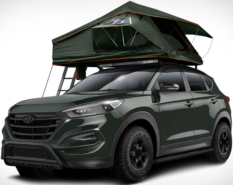 Hyundai Tucson Adventuremobile , $N/A