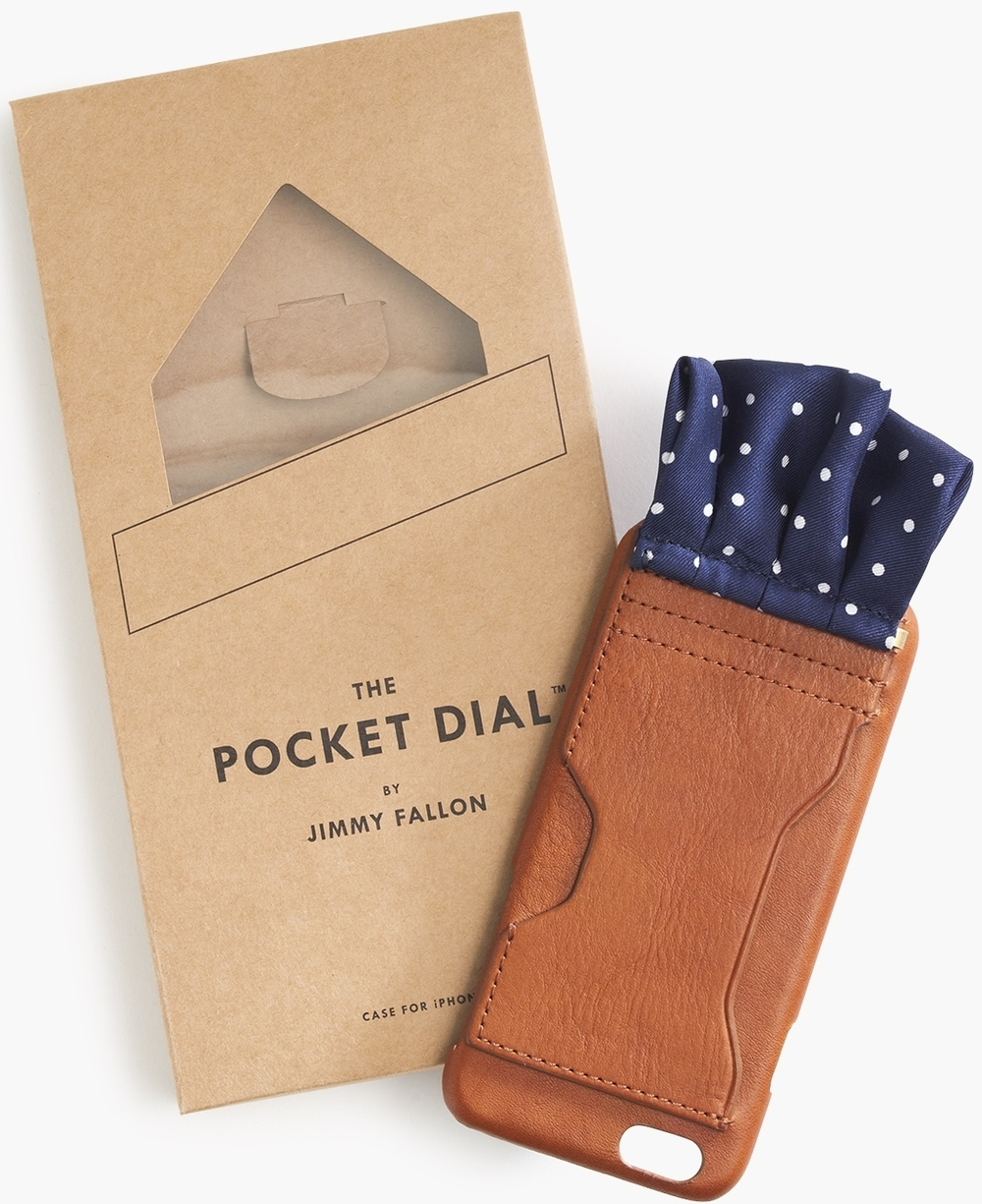J.Crew x Jimmy Fallon 'The Pocket Dial', $48