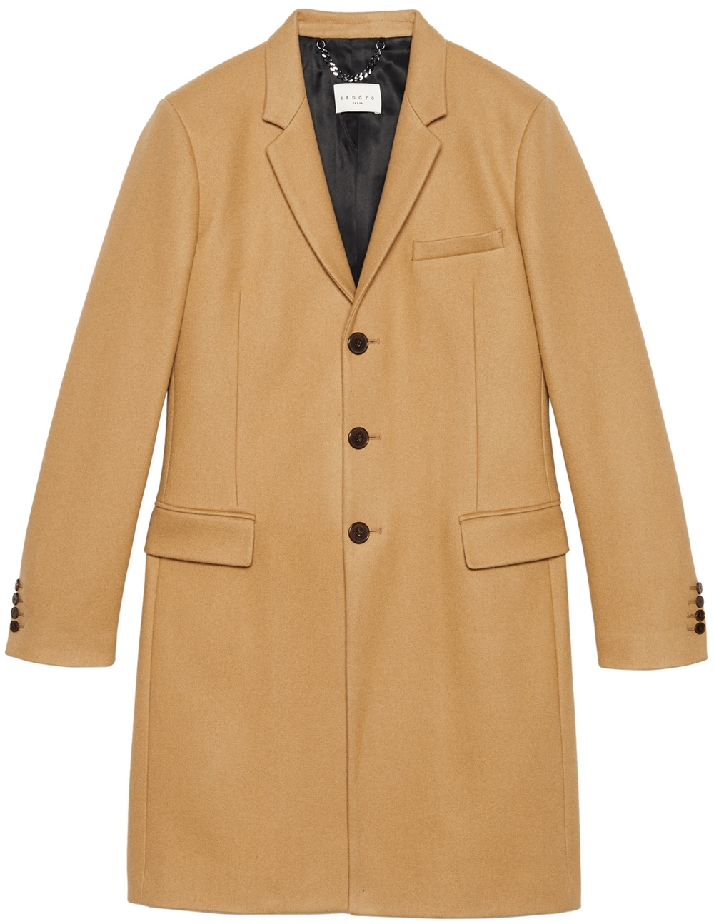 Sandro Apollo Coat, $775