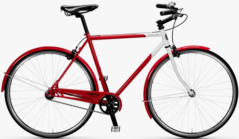 Shinola x Muhammad Ali Limited Edition Arrow Bicycle, $1200