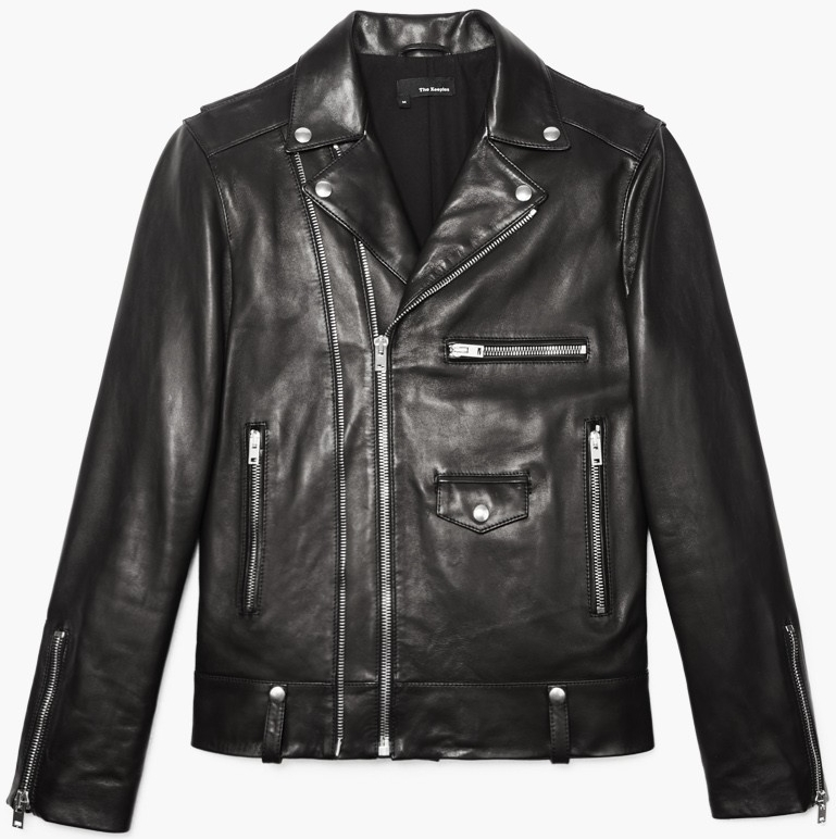 The Kooples Biker Jacket, $712