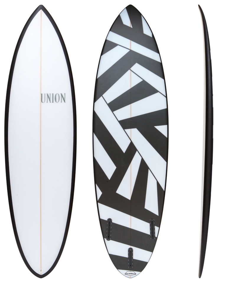 Union Surfboards 'The Razzle', $750