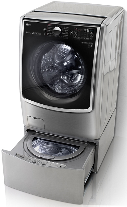 LG TWIN Wash™, $699-$779 for SideKick Pedestal Washer