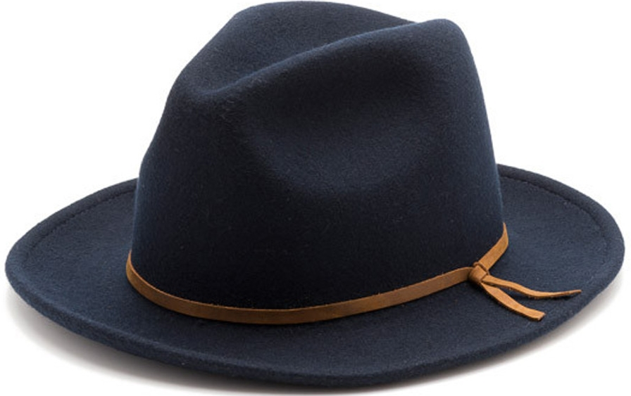 Yellow 108 Luke Fedora Navy.jpg
