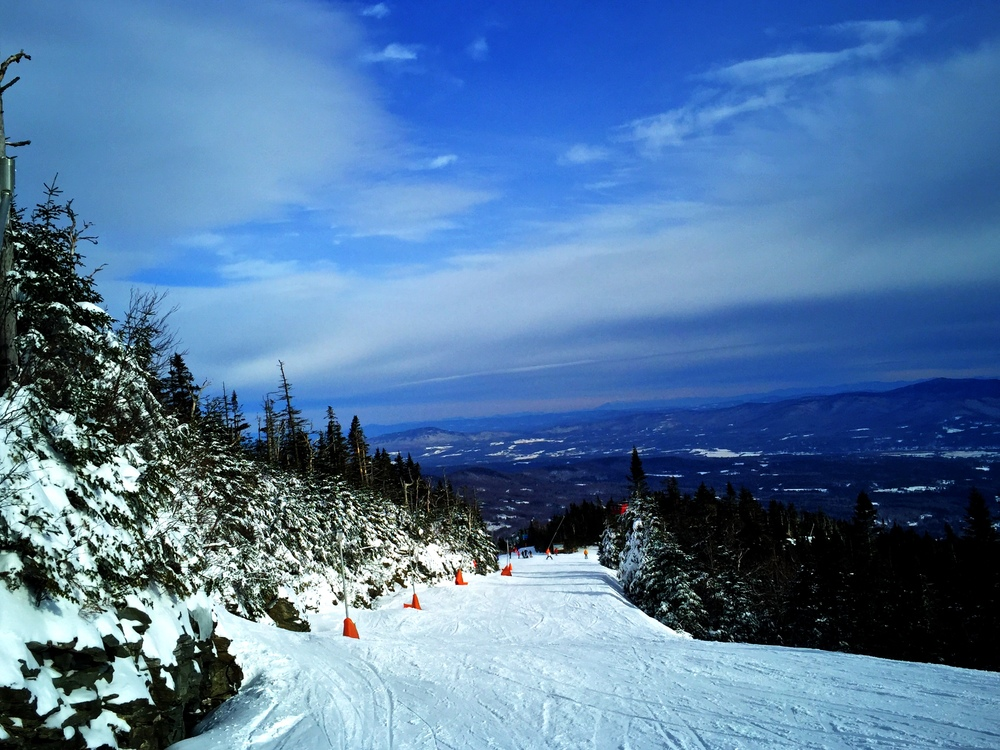 Grungy Slopes, Stowe Vermont, Stowe Mountain Lodge 15.jpg