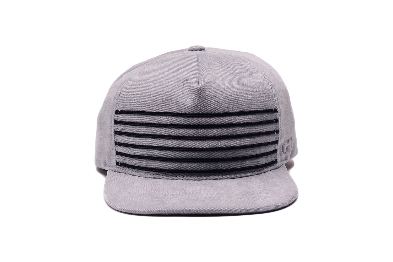 1fab72786d1 Mitchell   Ness 6 Stripe FLEXIBLE Strap Back Hat — Grungy Gentleman