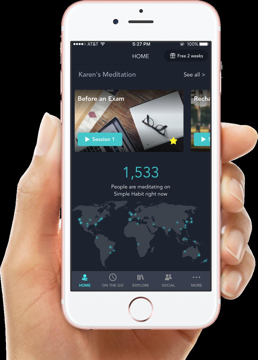 Simple Habit App, Free