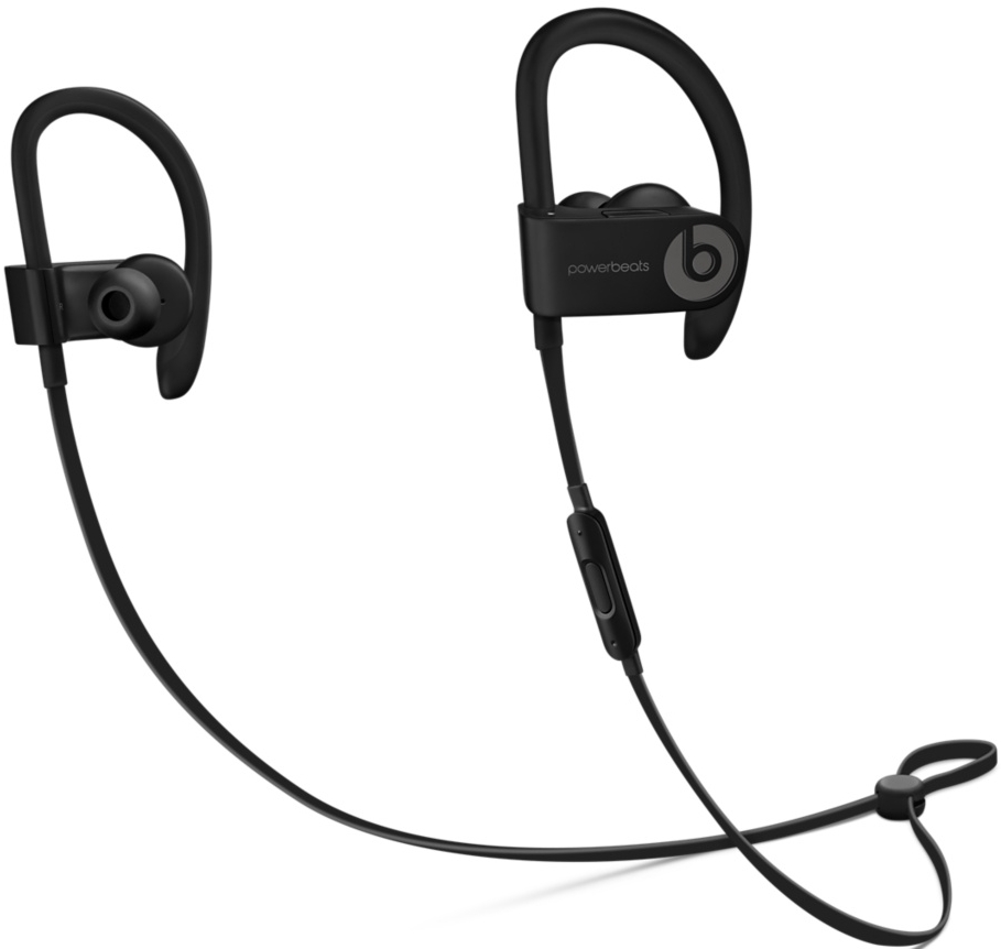 Beats by Dre Powerbeats3 Wireless Earphones - Black, $199.95
